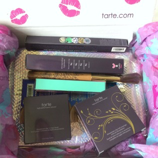 Tarte Box Open